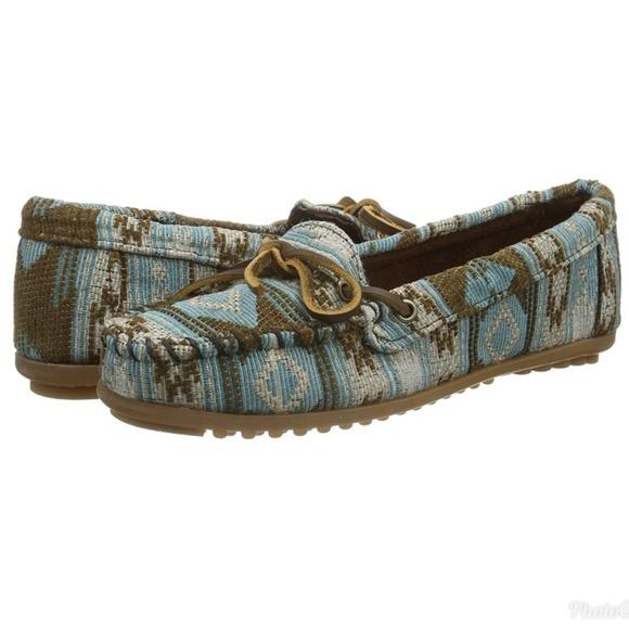 Baja Minnetonka Moccasins 95 Shoe